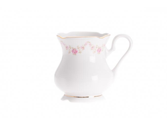 Mary-Anne, hrnek, český porcelán, 0,25 l, růžičky, Leander