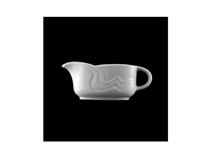 Omáčník 100 ml, bílý porcelán, Melodie, G. Benedikt