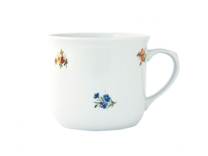 hrnek varak hazenka cesky porcelan
