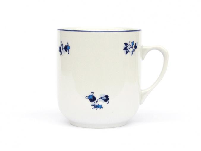 hrnek petka modra hazenka porcelanovy svet