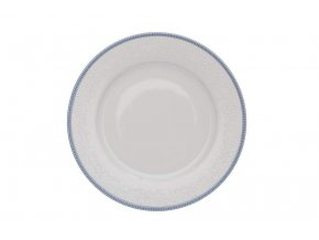 talíř mělký opal krajka thun porcelanovy svet