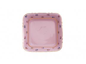 miska čtyřhranná sonáta růžový porcelán házenka leander porcelanovy svet 2