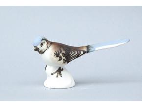 ptacek porcelanova figurka duchcovsky porcelan