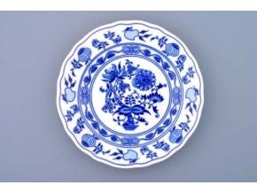 Cibulák, talíř dezertní 19 cm, Český porcelán Dubí