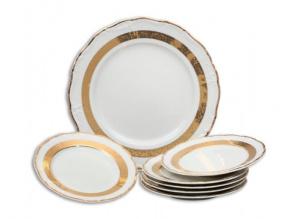 kolacova souprava marie louise zlato thun porcelanovy svet