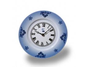 hodiny nastenne 26 thun modre tresne