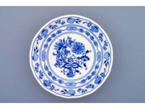 Mísa kompotová, 20 cm, cibulák, Český porcelán