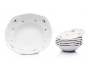 kompotova souprava bernadotte hazenky thun porcelanovy svet