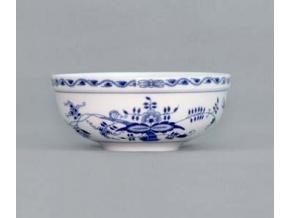 Mísa kulatá malá, 17,10 cm, cibulák, Český porcelán