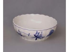 Mísa válcová, 24 cm, cibulák, Český porcelán