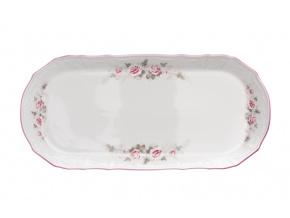 podnos 37 bernadotte ruze cesky porcelan thun porcelanovy svet