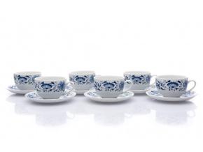 sada šálků s podšálky saphyr cibulák thun porcelanovy svet (2)