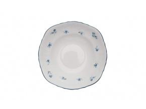 mísa kompotová 19 bernadotte modré růžičky thun porcelanovy svet