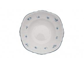mísa kompotová 23 bernadotte modré růžičky thun porcelanovy svet