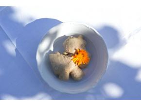 Miska na kaši 16 cm, bílý porcelán, Ofélie, Stará Role