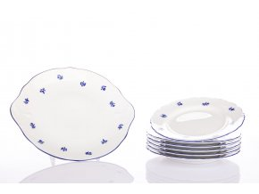 ohpelia kolacova souprava cesky porcelan Thun RZ Porcelanovy svet
