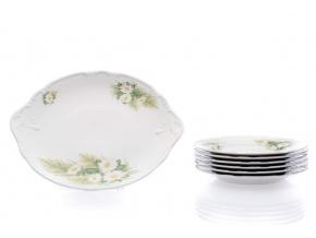 koláčová souprava constance kopretiny thun porcelanovy svet