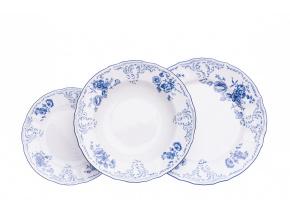 talirova souprava bernadotte modre kvety porcelan thun porcelanovy svet