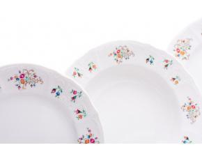talirova souprava bernadotte pestrobarevne kvety porcelan thun porcelanovy svet