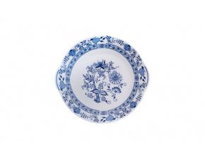 talíř na koláč 27 cm saphyr thun cibulák porcelanovy svet