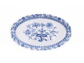 porcelanova misa ovalna v cibulaku saphyr 39 cm