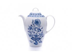porcelanovy konvice vysoka v cibulaku saphyr 1200 ml