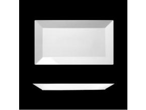 Actual, podnos čtyřhranný, 45x26, Suisse Langenthal