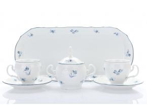 pratelska souprava bernadotte modre ruzicky thun porcelanovy svet 6 d.