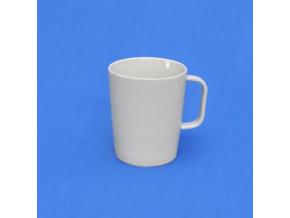 Bohemia White, hrnek 0,35 l, bílý, Český porcelán Dubí