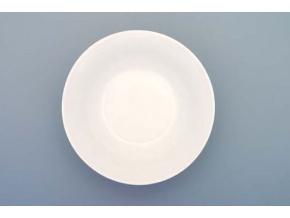 Bohemia White, mísa na kompot, bílá, Český porcelán Dubí