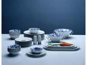 Bohemia Cobalt, jídelní souprava, Český porcelán Dubí