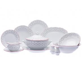jídelní souprava franceska český porcelán g. benedikt 26 d.