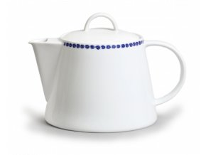 kavova konvice Tom 1,2 l odense modra karlovarsky porcelan porcelanovy svet