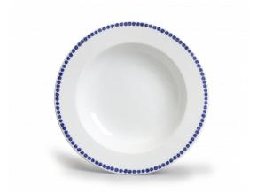 hluboky talir odense modra karlovarsky porcelan porcelanovy svet