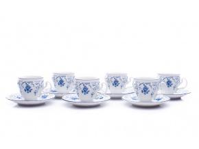 kavove salky souprava bernadotte modre kvety porcelan thun porcelanovy svet