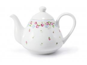 roseline porcelánový svět konvice čajová