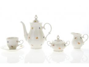kávová souprava ophelia thun rz 15 d. porcelánový svět