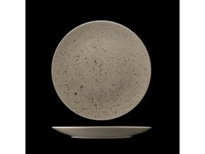 Mělký porcelánový talíř Lifestyle Natural 24 cm lcn2124 v