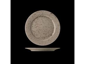 Dezertní porcelánový talíř Lifestyle Natural 17 cm lsn2117 v