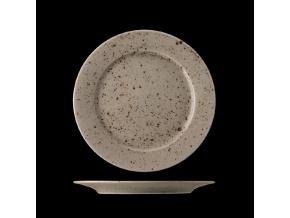 Mělký porcelánový talíř Lifestyle Natural 20 cm lsn2120 v