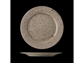 Mělký porcelánový talíř Lifestyle Natural 26 cm lsn2126 v