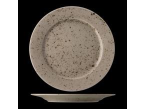 Klubový porcelánový talíř Lifestyle Natural 31 cm lsn2131 v