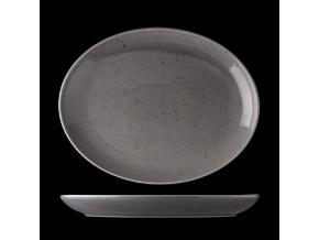 karlovarský porcelán mísa oválná mělký 32 cm