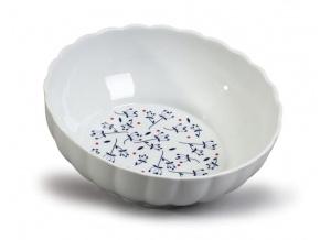 misa zadelavaci 31 cm chmýří cesky porcelan thun