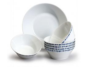 lea kompotova souprava rozpitá modř thun porcelanovy svet 18 ks
