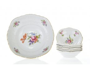kompotova souprava zahradni kvety porcelan thun porcelanovy svet