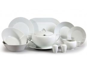 lea jidelni souprava bila thun porcelanovy svet 25 d.