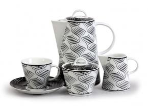 tom kavova souprava vlnky thun porcelanovy svet 18 ks