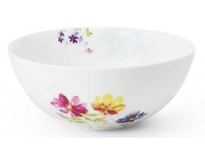 Miska, český porcelán, 16 cm, Palouček z Louček, Leander,