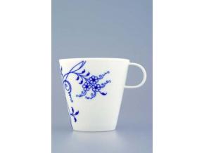 Bohemia Cobalt, šálek a podšálek čajový, 200 ml, porcelán, Dubí (1)